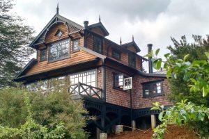 Francisco Morandé - Arquitecto - Casa Las Rosas